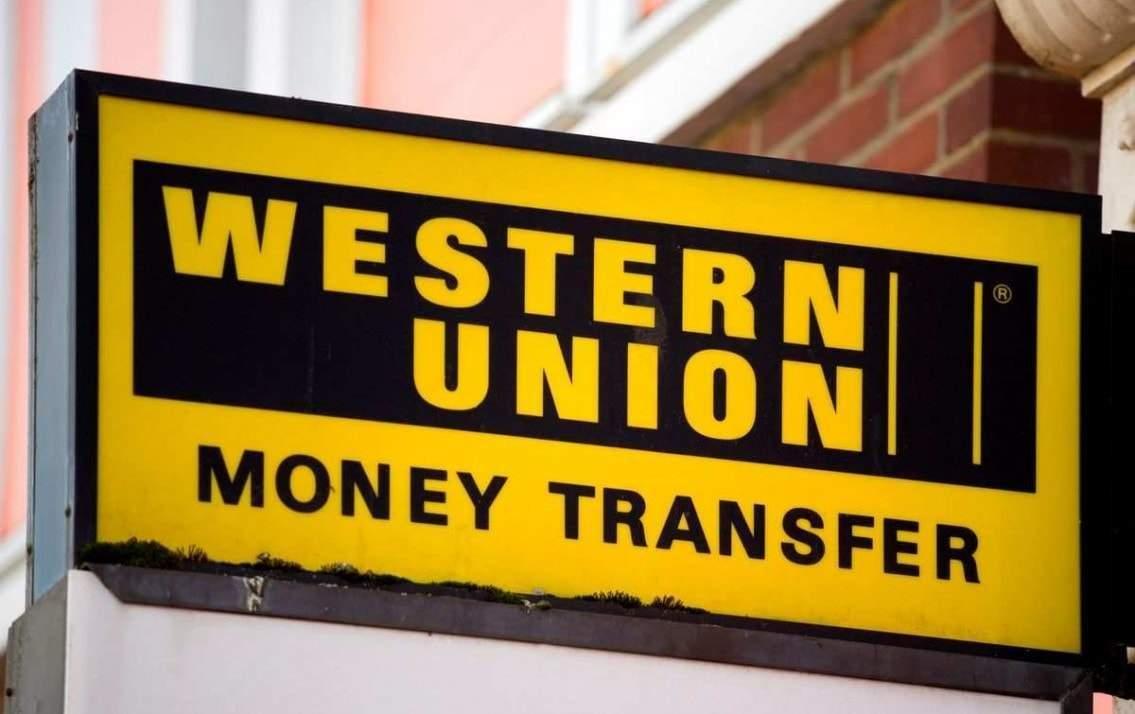 Chuyển tiền thông qua Western Union