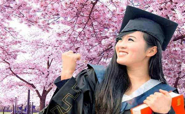 Nhật Bản là đất nước có nhiều du học sinh Việt Nam