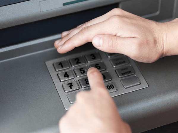 Lỗi thường gặp của thẻ ATM