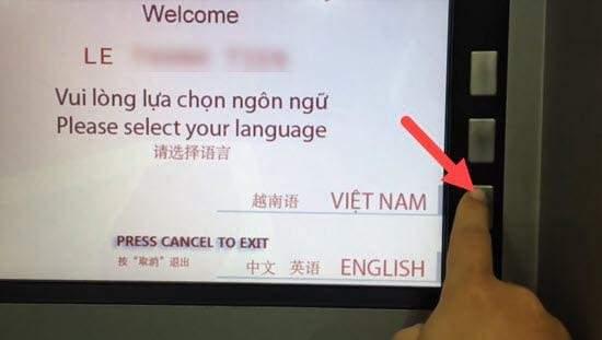 Lựa chọn ngôn ngữ phù hợp