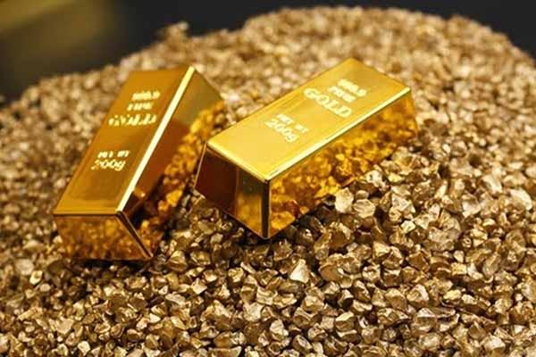 Vàng  9999 được dự trữ dưới dạng thỏi, lắc, vòng, dây chuyền...