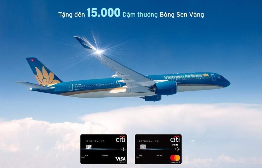 CitiBank là gợi ý đầu tiên giúp bạn mở thẻ tín dụng tốt nhất