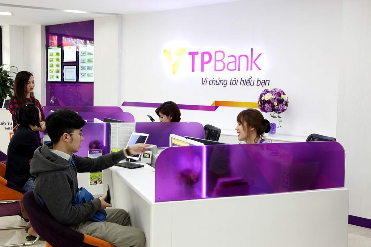 TPBank là một trong những ngân hàng ứng dụng công nghệ hàng đầu Việt Nam