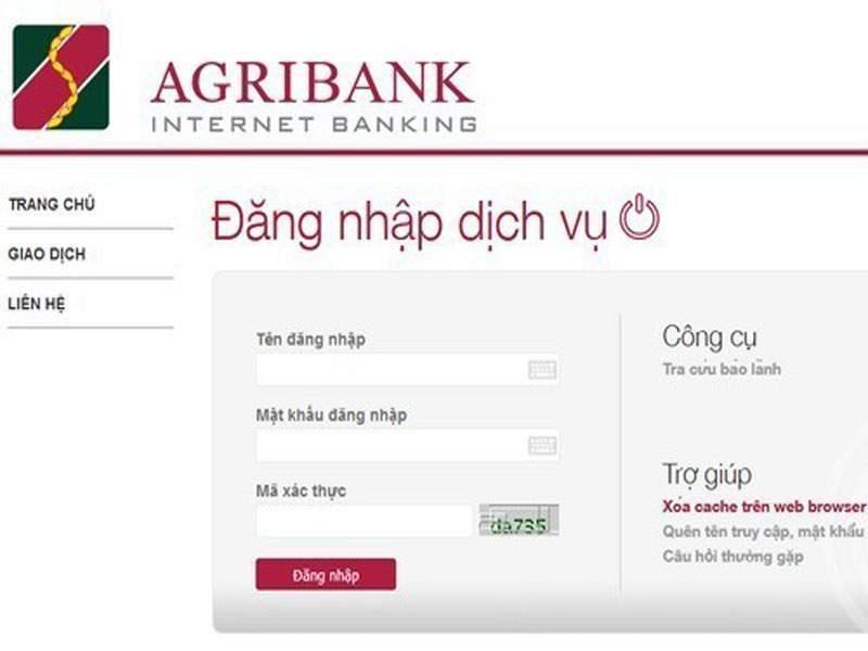 Tra cứu qua Internet Banking là lựa chọn của rất nhiều người