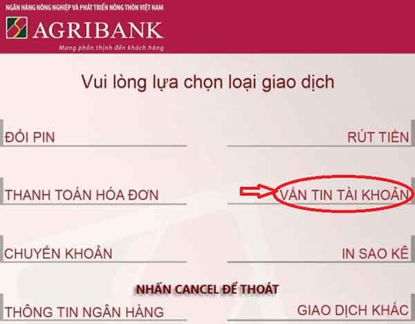 Cách chuyển tiền ngân hàng ATM