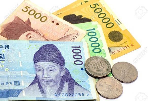 100 won Hàn Quốc bằng bao nhiêu tiền Việt Nam