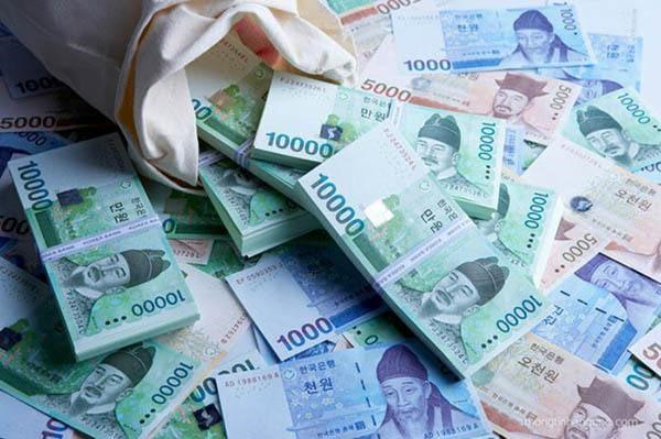 Đổi tiền Hàn Quốc ở đâu?