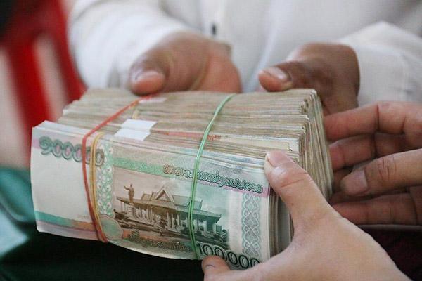 1000 kíp Lào bằng bao nhiêu tiền Việt