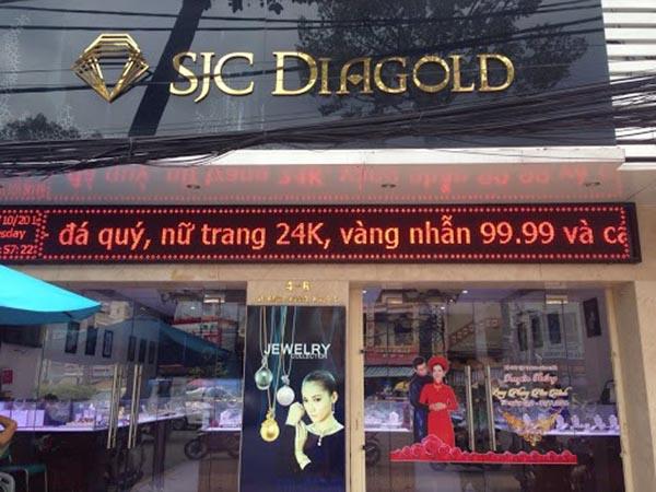 Địa chỉ mua vàng SJC uy tín tại TPHCM