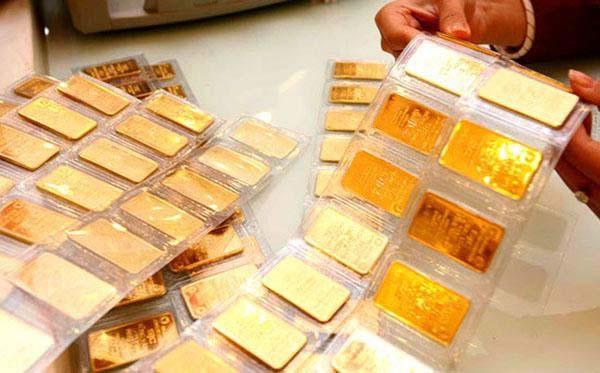 Giá tiền 1 cây, 10 cây, 100 cây vàng