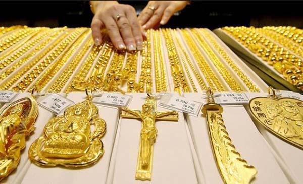 Giá vàng Ngọc Thẫm hôm nay
